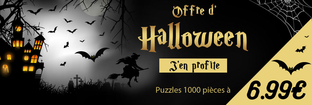 Offre Flash Halloween