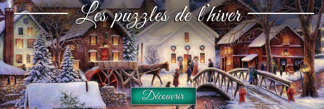 Puzzles hiver